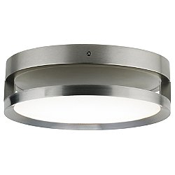 Finch Float Round Flush Mount Ceiling Light