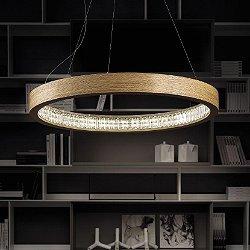Libe Round Pendant Light
