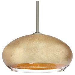 Brio 14 One Light Pendant Light