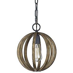 Allier Mini Pendant Light by Feiss
