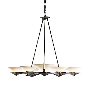 Moreau 7 Light Chandelier by Hubbardton Forge