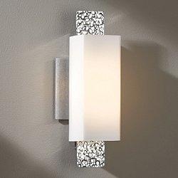 Oceanus Vintage Platinum 1 Light Wall Sconce