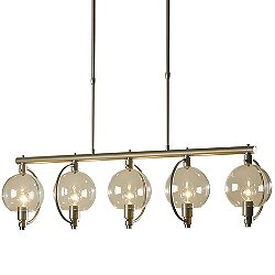 Pluto Linear Suspension Light