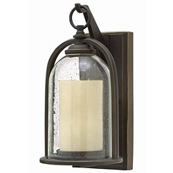 Quincy Outdoor Wall Light