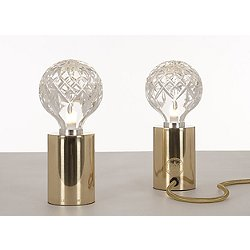 Crystal LED Table Lamp