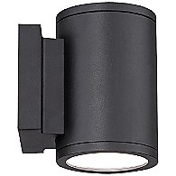 Tube Up and Down Outdoor Wall Light