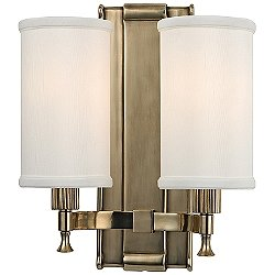 Palmdale Two Light Wall Sconce
