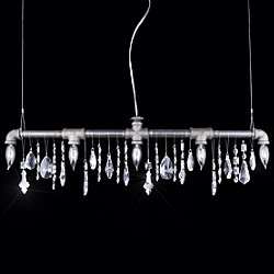 Tribeca Bar Linear Suspension Light