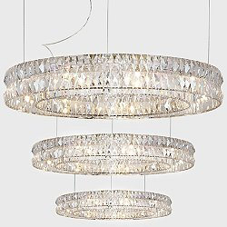 Gia Round Chandelier