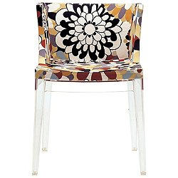 Mademoiselle Chair - Missoni Fabric