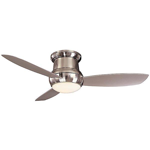 Concept II Wet 52-Inch Flush Mount Ceiling Fan