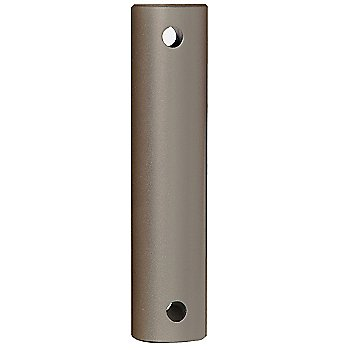 Plated Brushed Nickel finish / 12 Inch