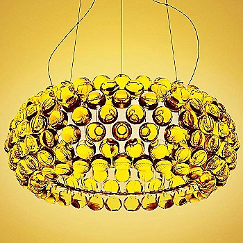 Medium size / Gold Yellow / illuminated
