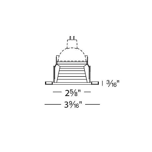 834 2.5-Inch Trim