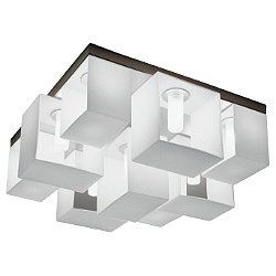 Domino 9 Light Ceiling Light