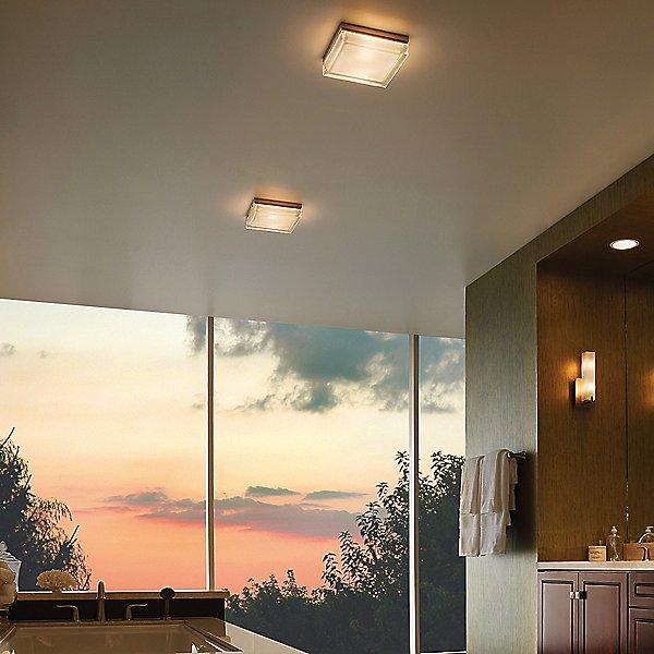 Boxie Flush Mount Ceiling Light