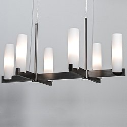 Elf9 Six Light Chandelier