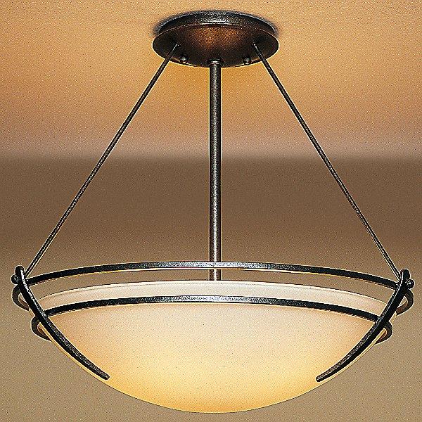 Presidio Tryne Bowl Semi-Flush Mount Ceiling Light