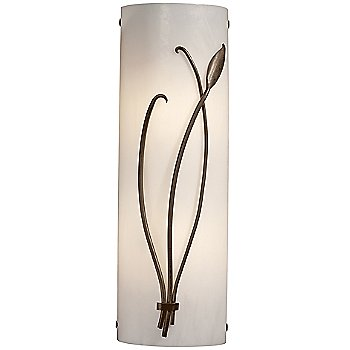 Shown in Ivory Glass color, Bronze Smoke finish, Right Position