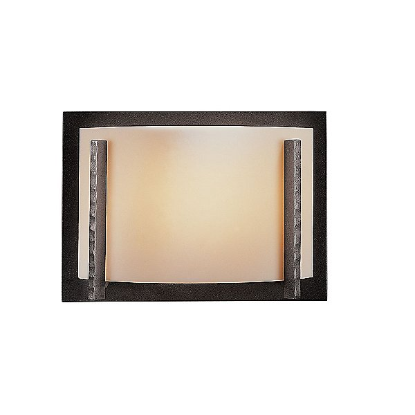 Forged Vertical Bars Wall Sconce