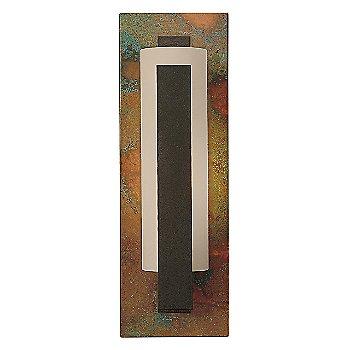 Pearl glass / Sierra Patina Copper back finish / Dark Smoke finish