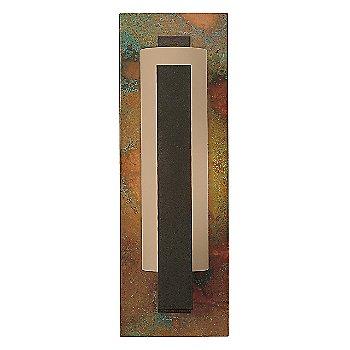 Stone glass / Sierra Patina Copper back finish / Dark Smoke finish