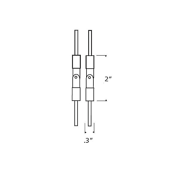 MonoRail - Flexible Horizontal Connectors