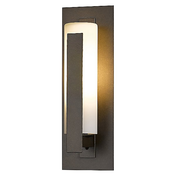 Forged Vertical Bars Outdoor Wall Light