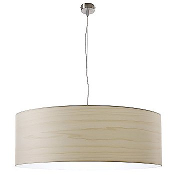 Shown in Ivory White Shade, Large