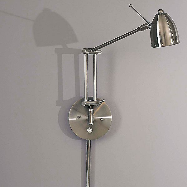 Georges Reading Room 1 Light Task Wall Lamp