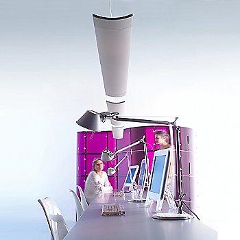 Aluminum finish / Table Base