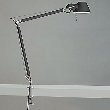 Black finish / Table Clamp