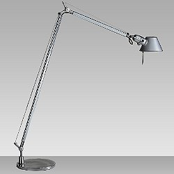 Reading floor lamps modern reading floor lamps ylighting tolomeo reading floor lamp aloadofball Image collections