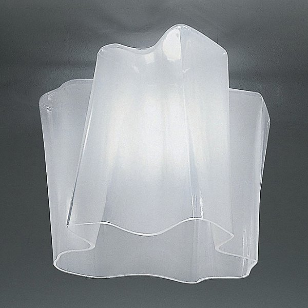 Logico Mini Single Semi-Flush Mount Ceiling Light