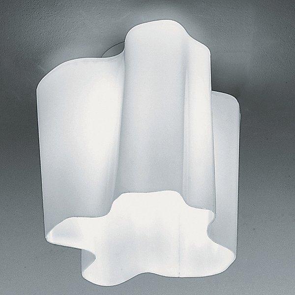 Logico Micro Single Semi-Flushmount Light