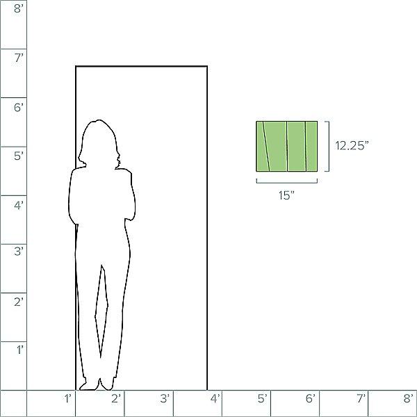 Logico Mini Single Wall Sconce|Logico Single Wall Sconce