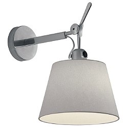 Tolomeo Shaded Wall Light