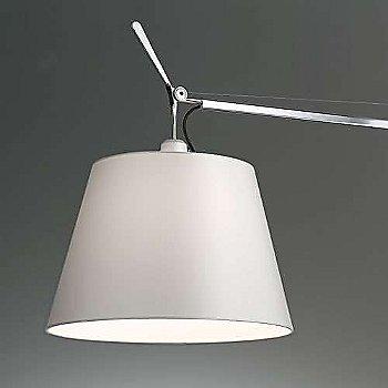 Pale Grey Polycarbonate Fiber shade