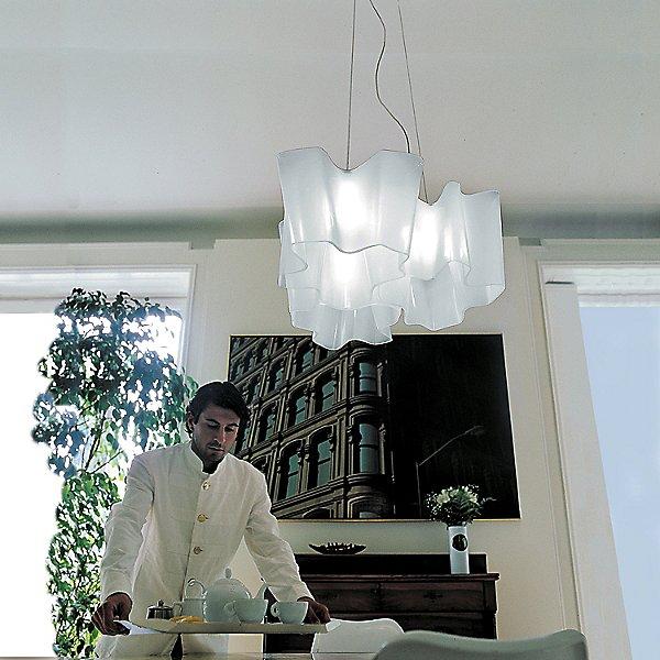 Logico Triple Nested Pendant Light