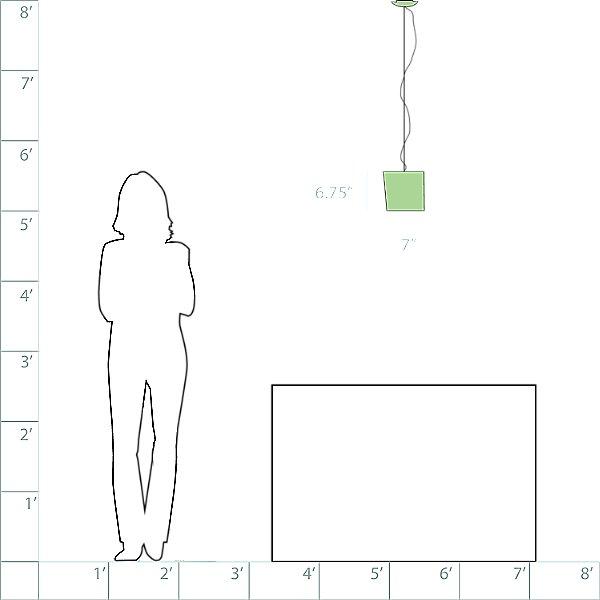Logico Micro Single Pendant Light