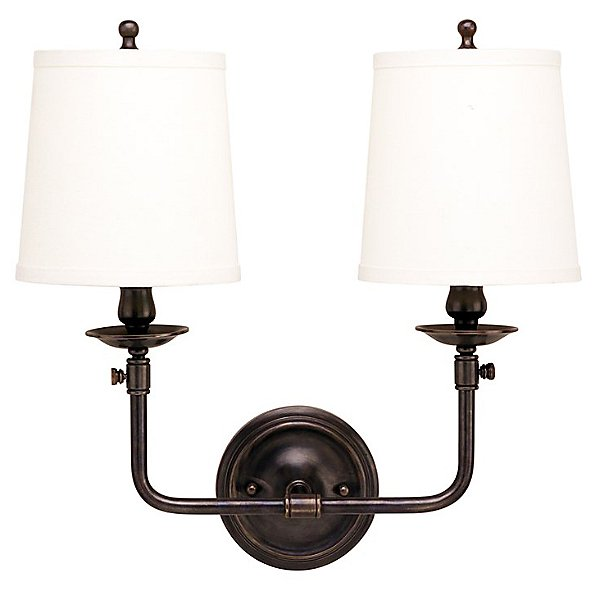 Logan Two Light Wall Sconce