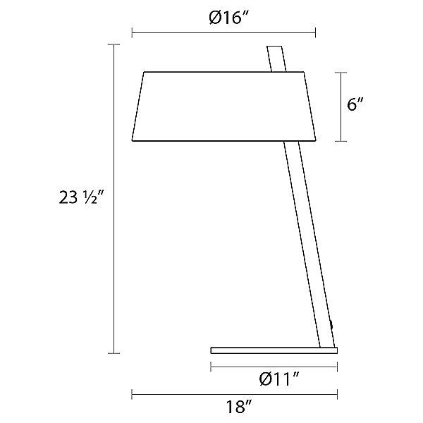 Lina Table Lamp