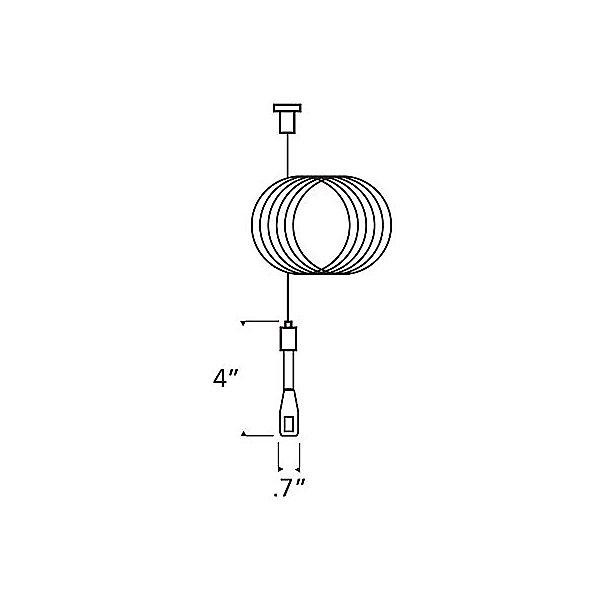MonoRail Adjustable Standoff