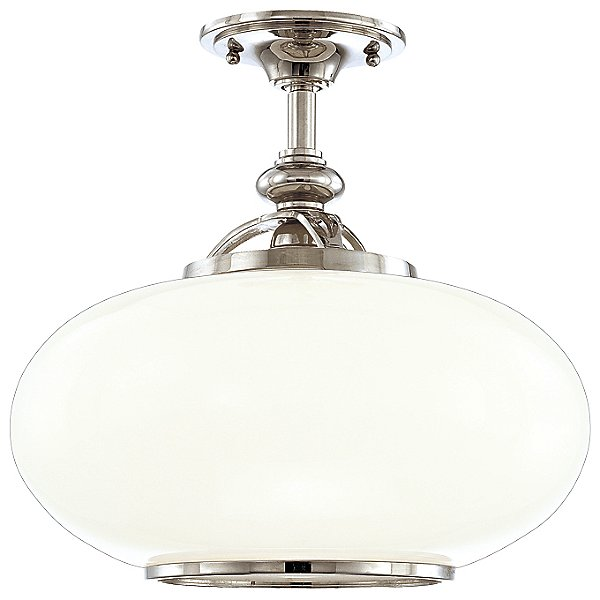 Canton Semi-Flush Mount Ceiling Light