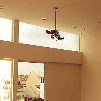 Acqua Ceiling Fan / in use