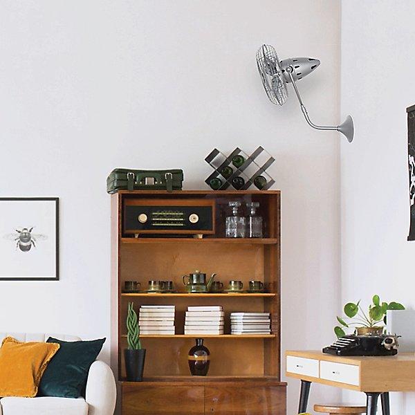 Bruna Parede Wall Fan