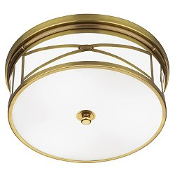 Chase Flush Mount Ceiling Light