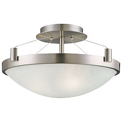 Semi Flush Ceiling Light - P591