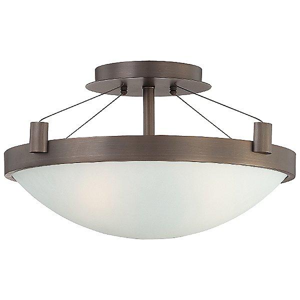 Semi Flush Ceiling Light - P591
