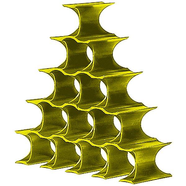 Infinity Wine Rack